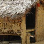 Chhau (menstruation) hut in Nepal