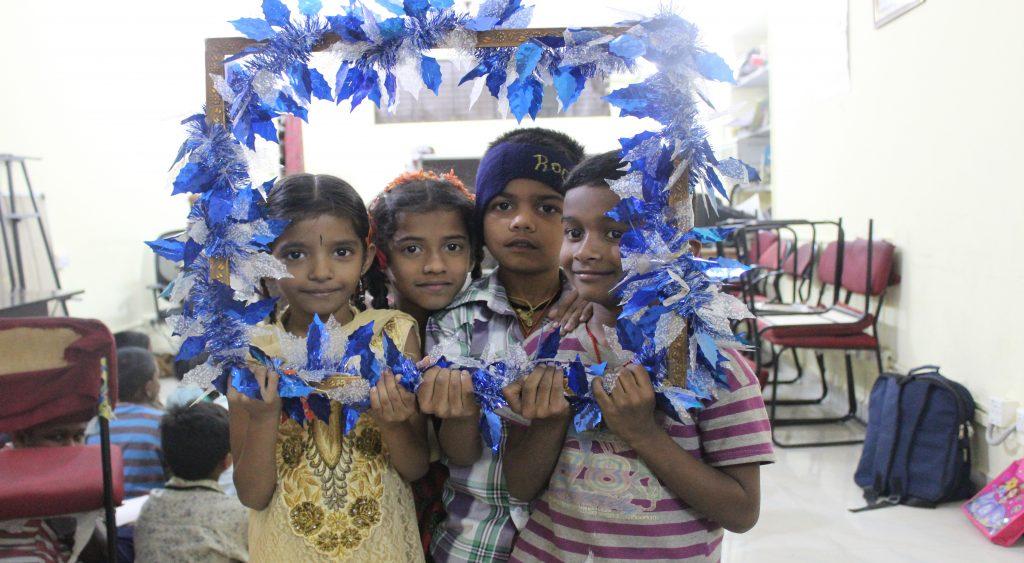 Kids in Bangalore after-school program