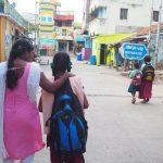 Chennai slum
