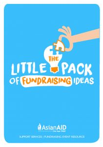 Little Pack of Fundraising Ideas