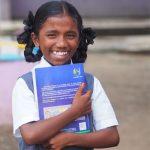 Girl in SDA School